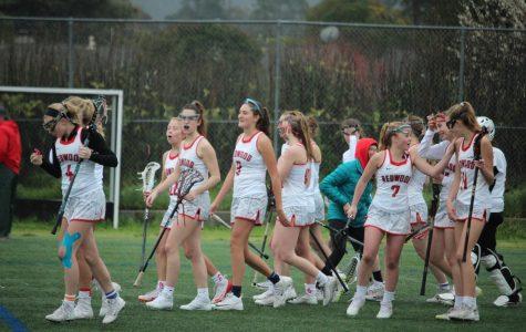 Coachless lacrosse team dominates Saint Ignatius