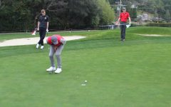 Strong team morale of boys' varsity golf gives confident start to season