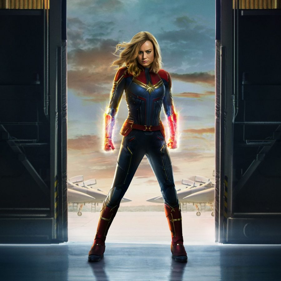 Captain Marvel: formulaic, but solidly entertaining