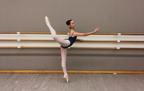 Natalie Lubinski leaps toward her future with acceptance to San Francisco Ballet School