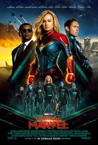 Captain Marvel: formulaic, but solidly entertaining – Redwood Bark