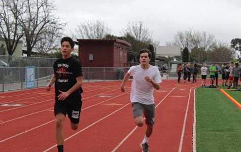 Varsity track pushes through setbacks to start season