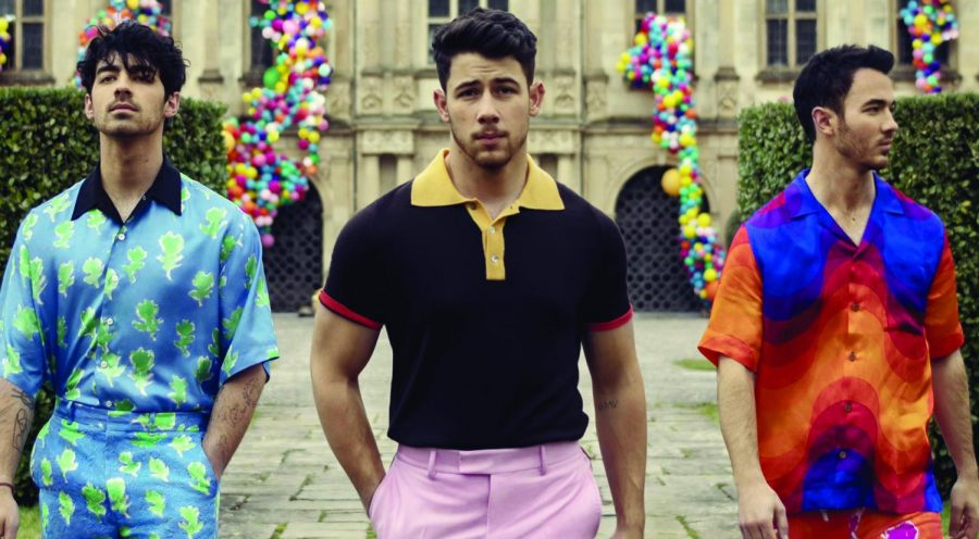 I'm not a 'Sucker' for the Jonas Brothers' comeback music video
