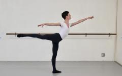 Diligent sophomore dances his way to success