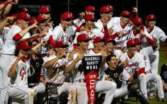 Boys' varsity baseball snipes the MCAL pennant from Drake