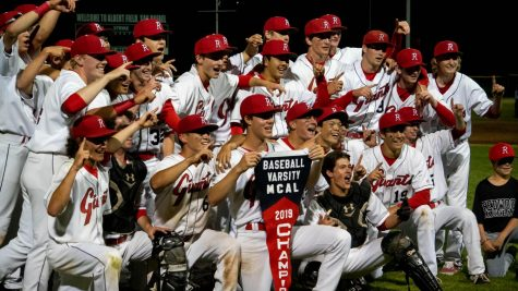 Boys' varsity baseball snipes the MCAL pennant from Drake