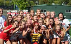 Girls' lacrosse team wins championship after a coach-less season