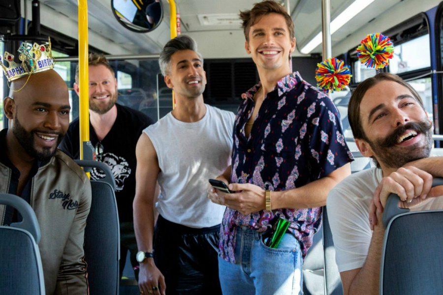 """""""Things keep getting better,"""" Queer Eye season three releases its best season yet"""