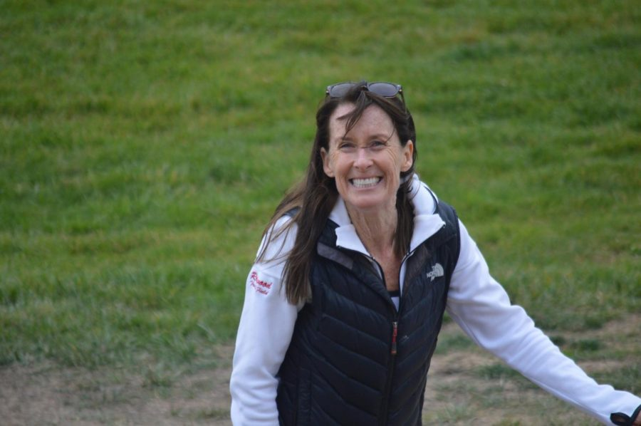 Laura+Schmitt+retires+after+34+years+of+coaching+track+and+field%2C+cross+country