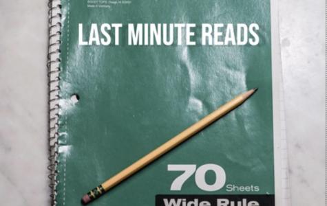 Last Minute Reads
