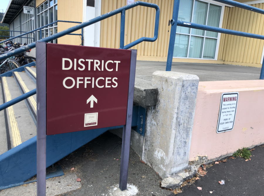 The district office is now the place of meetings for Loebbaka.