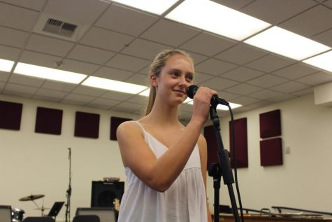 Megan Bober: A Giant Voice