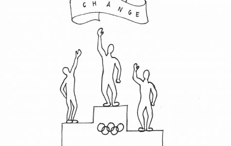 Olympic Athletes need a voice to create change