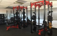 Redwood athletes benefit from renovated weight room