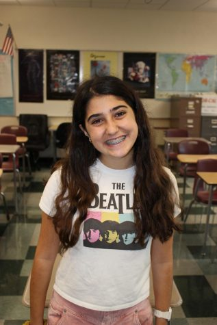Junior Karin Amir renews religious appreciation in her semester across the sea