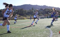 Girls' field hockey soars over Tam Hawks, bolstering win streak