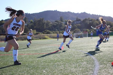 Girls' soccer outshines Marin Catholic