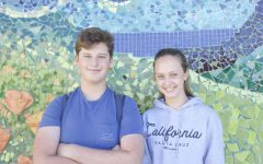 Double trouble: the Bober twins excel in the arts