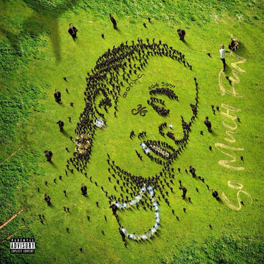 Album cover courtesy of genius.com