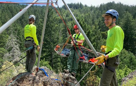Dedicated to helping others, Lucas Tress volunteers 500 hours for Marin Search and Rescue