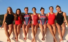 Girls' water polo splashed into international waters