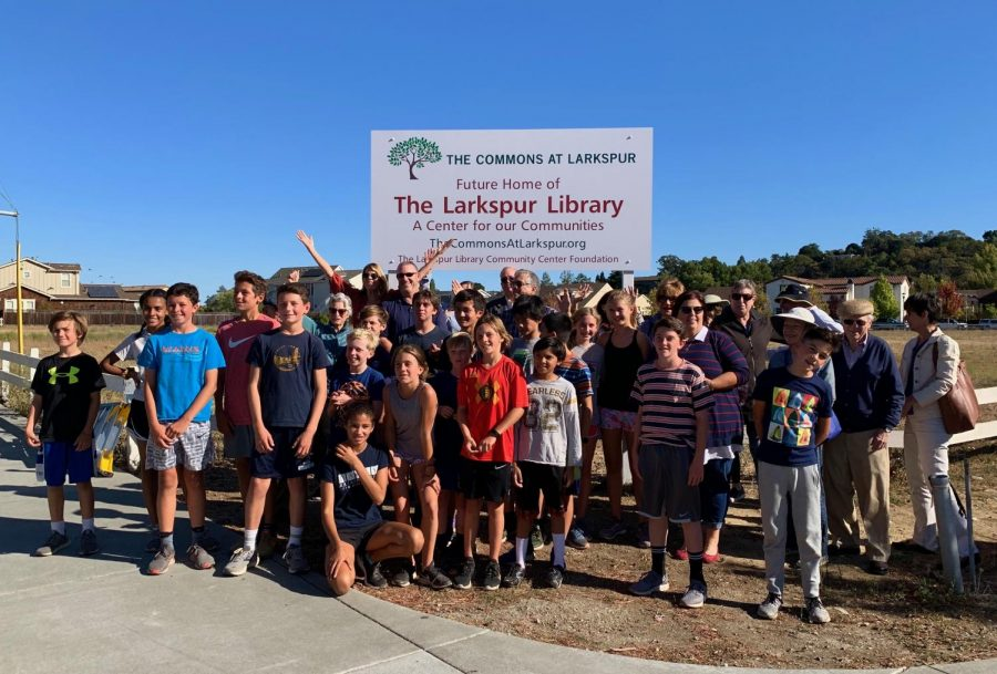 Larkspur+City+Council+takes+big+steps+in+funding+the+new+Larkspur+Library+and+Community+Center
