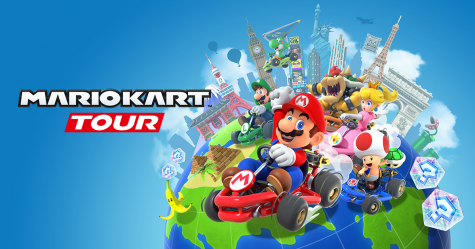 New Mario Kart app races to success