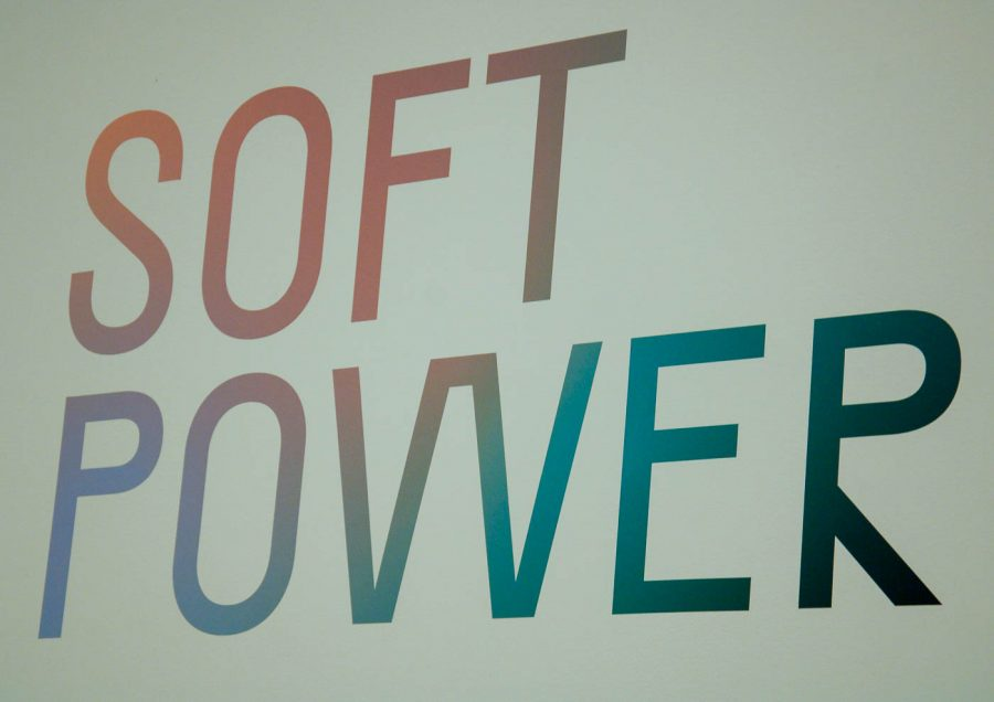 SOFT POWER provides a strong voice to those previously unheard