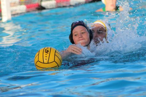Core group of returning players holds girls' water polo team in place