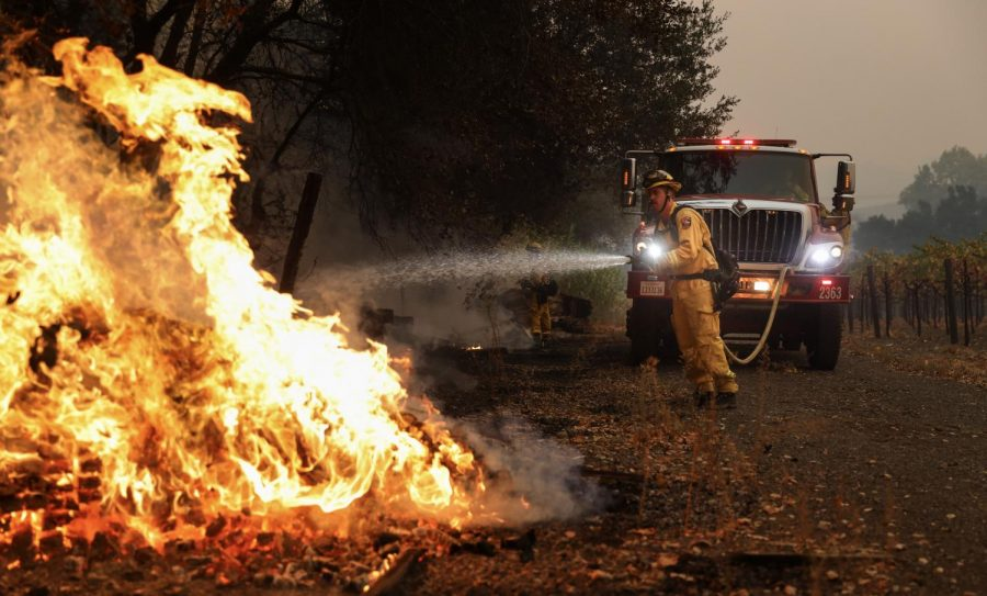 Kincade Fire: Firsthand accounts from inside the flames