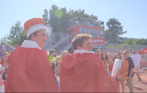 Homecoming week: What you missed