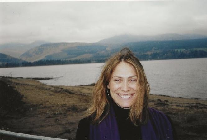 English teacher Fiona Allan brings culture to the classroom