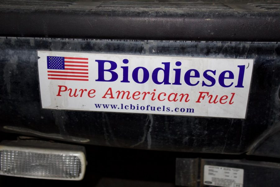 California's controversial biodiesel use