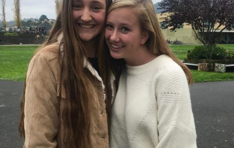 Friendship finds a way for Katie Connors and Liv Holscher in the Special Olympics Club