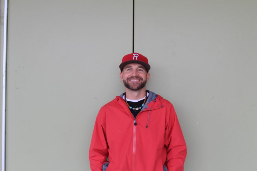 After 13 years of being a staff member at Redwood, Todd Van Peursem still smiles with passion and devotion to the community.