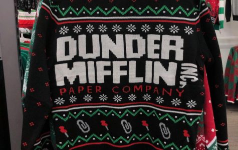 Searching for the ugliest sweaters to spark holiday spirit