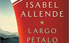 Autora Isabel Allende vino a San Rafael para hablar de su nuevo libro