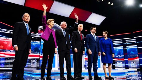 Democrats don't hold back at Nevada Debate