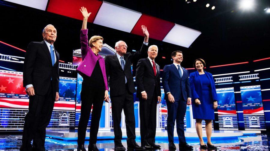 Democrats don't hold back at Nevada Debate