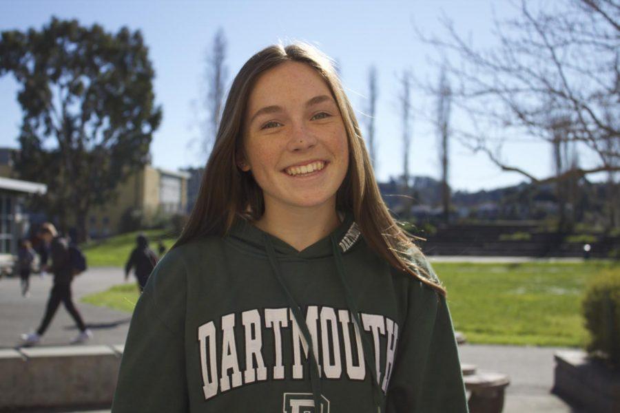 Sports Spotlight: Senior Sarah Young sets sail to a promising future