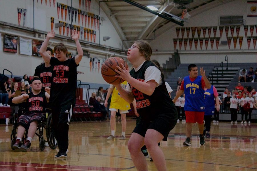 Unified basketball team overcomes high school athletic expectations