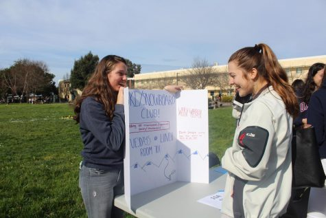 Redwood returns to spring semester with the semiannual Club Day