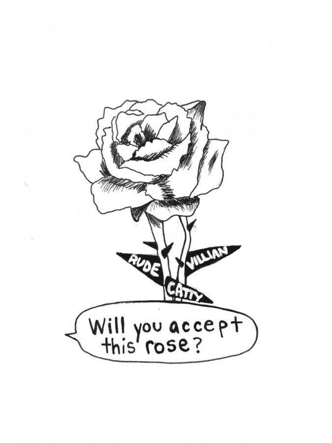 Cartoon By Devin Bosley