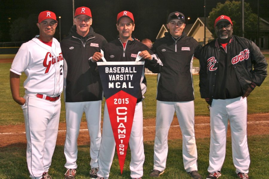 Varsity baseball coach Mike Firenzi hits it out of the park with thirty-year coaching career