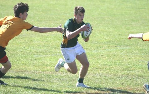 From France to the U.S.: Baptiste Schavsinski tackles the rugby field