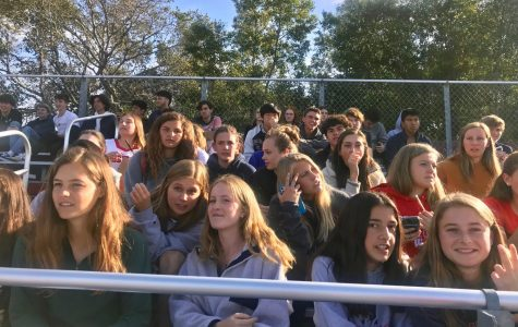 With fans cheering excitedly from the bleachers, the boys varsity soccer team won their state semifinal match on Thursday.