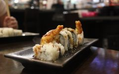 Sushi in Marin is on a roll