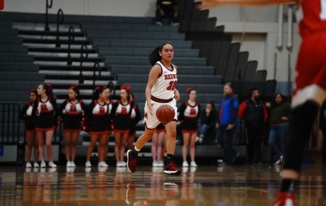 Mendieta is determined to achieve her childhood dream of becoming a police officer and shows the same work ethic while playing basketball.