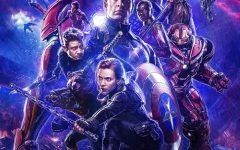 "The poster for the record-smashing global hit, ""Avengers: Endgame."""