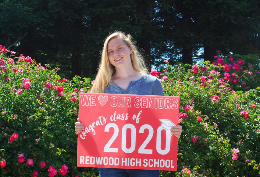 Class of 2020 valedictorian: Eva Oppenheim